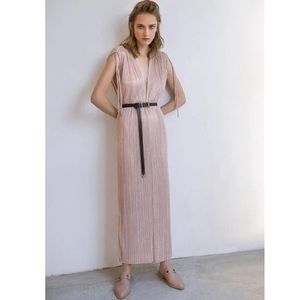 Dresses & Skirts - Sabina Musayev Drawstring Shoulder Dress